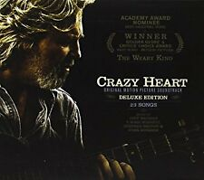 F27 BRAND NEW SEALED Crazy Heart Deluxe Edition Original Soundtrack (CD, 2010)