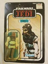 Vintage 1983 Star Wars ROTJ Nikto Action Figure MOC
