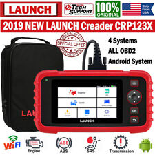 LAUNCH X431 CRP123 X PRO KFZ Car Diagnostic Tool OBD2 Scanner ABS Airbag AutoVIN