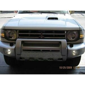 1997 1998 1999 2000 Mitsubishi Montero Xenon Foglamps Foglighs Driving Kit