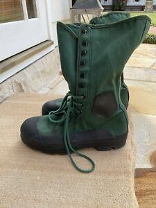Army Combat Camping Festival Boots TRAILBLAZER  Men's  Women's 9  S 40 *RARE*