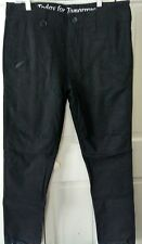 Publish Kano Black Pants w/ drawstring bottom Sz 34- NWT-Free Shipping