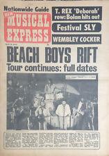 NME 1972 April 15, Beach Boys, T Rex,