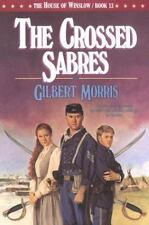 The Crossed Sabres (The House of Winslow #13)-ExLibrary