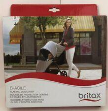 Britax-B-Agile- Sun and Bug Cover for B-Agile Stroller 3 & 4