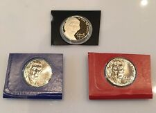 2017-5C S,P,D Liberty Nickels S Proof And P,D in MInt Packaging All 3 Ready 2 Go