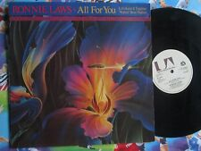 Ronnie Laws All For You United Artists 12-UP 36481 UK Vinyl 12inch  Maxi-Single