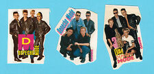 Depeche Mode 1980s Bravo Pop Music Mini Stickers B