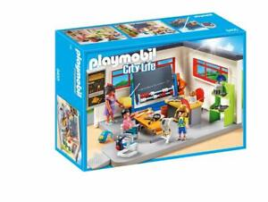 Playmobil City Life 9455 Klassenzimmer Geschichtsunterricht Spielzeug Spielset