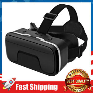 VR Headset 3D Virtual Reality Glasses Compatible with iPhone & Android Phone