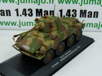 WW6N Eaglemoss 1/43 Blindés WW2 : SdKfz 234/2 Puma Czechoslovakia 20 PzDiv 1945