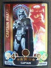 Force Attax Star Wars Movie Serie 4 (2015), Captain Phasma (127)