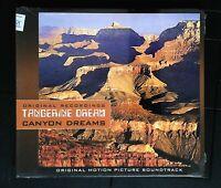 Tangerine Dream – Canyon Dreams 232653 Germany CD, Album SEALED