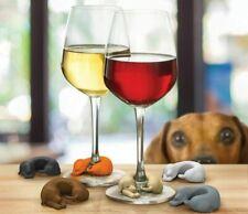 Dachshund Wine Markers