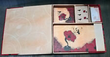 Stationery Set Note cards Envelopes Sticky Notes Decorative Box By Piccadilly