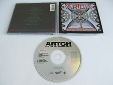 ARTCH For the Sake of Mankind CD 1991 OOP RARE 1st PRESS USA ORG METAL BLADE!!!