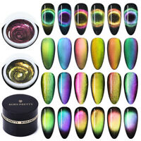 BORN PRETTY 5ml 9D Magnetic Cat Eye Gel Polish  Soak Off UV Nail Art Varnish