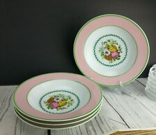 Set Of 4 Georges Briard St Honore Soup Bowls