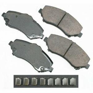 Akebono  ACT1273 Frt Ceramic Brake Pads