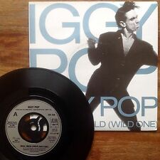 Iggy Pop Real Wild Child / Little Miss Emperor (AM 368) Near Mint 1st UK Press