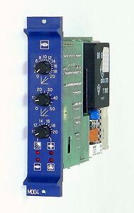 Buderus Ecomatic 3000er Modul M004 M 004 25 EURO Inzahlungnahme 2 Jahre Garantie