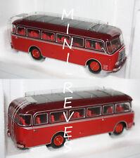 Norev Panhard Bus K173 1949 rouge 1/43 521200
