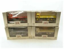 Collection of 4 Gilbow Exclusive First Editions diecast model lorries trucks