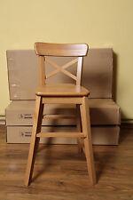IKEA INGOLF Kinderhochstuhl Antikbeize Kinderstuhl Junior Stuhl Kind 100.998.97