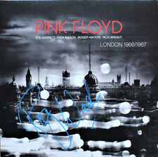 PINK FLOYD Record Store Day RSD VINYL 2011 LONDON 1966/1967 Signed ROGER WATERS