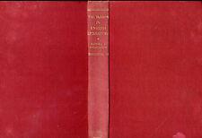 "F.E. CHRISTMAS - ""THE PARSON IN ENGLISH LITERATURE"" - HODDER & STOUGHTON  (1950)"