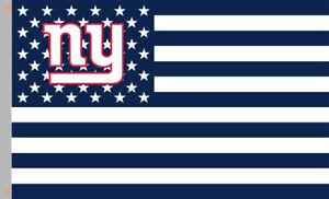 New York GIANTS Football team Star&Strip Memorable Flag 90x150cm3x5ftbest banner