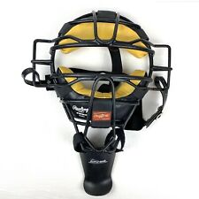 Rawlings Adult Umpires Catchers Mask Adjustable PWMX EOEK w/ Battle Gear Guard