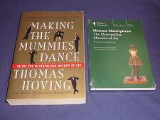Teaching Co Great Courses DVDs           METROPOLITAN MUSEUM of ART  new + BONUS