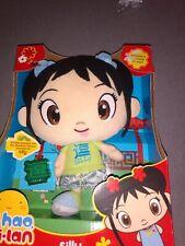 """2008 Fisher Price 8"""" Silly Ni Hao Kai lan Nickelodeon Plush Doll w/Necklace  NIB"""
