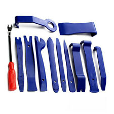 Zierleistenkeil 12-tlg Set Montagehebel Kunststoffkeil PVC Montagekeil Werkzeug