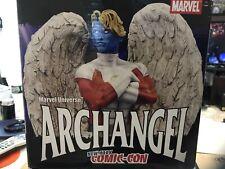 ARCHANGEL BUST N.Y. COMIC-CON NYCC EXCLUSIVE X-MEN STATUE COMIC LTD TO  500