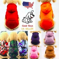 Dog Hoodie Sweater Fleece Long Sleeve Warm Winter Clothes For Dogs Buy 3 Get 1!