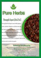 Pure Herbs Pine-Apple Supari (Betal nut) Mouth Freshner