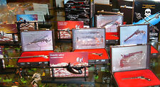LEIJI MATSUMOTO ARMS HARLOCK &Co GASHAPON BOX Coll10SET BEGIN Japan MiB 1/6scale