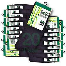 20 Paar Premium Komfort Bambus Socken (200 needles) 1,70 EUR/Paar