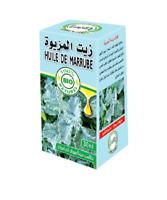 Huile de Marrube Blanc 100% BIO et Naturel - Asthme -  Pure Bio Horehound Oil
