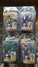 Universal Studios Monsters Series 1 5 Piece set