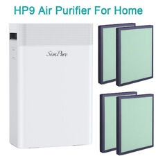 Large Room Air Purifier for Home Air Cleaner To Remove Allergies Smoke Pet Odor
