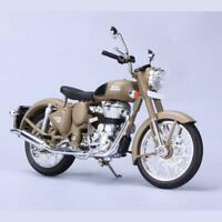 Genuine Royal Enfield Classic 500 1:12 Scale Model Desert Storm
