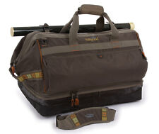 NEW FISHPOND CIMARRON WADER DUFFEL FISHING BAG STONE COLOR FREE US SHIPPING