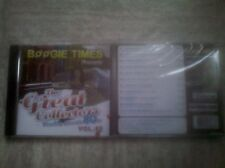CD Boogie Times Vol.12 S/S Sealed New/Neuf
