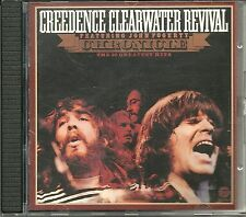 Credence clearwater revival (CCR) Chronicle vol.1 24 carats gold CD No slipcase