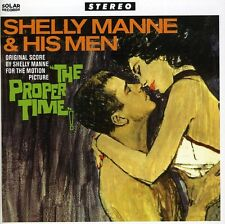 Shelly Manne - Proper Time [New CD]