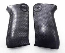 Aftermarket Black Poly Grips fit Star models 28 30 30M 30PK 31 31P 31PK Pistols