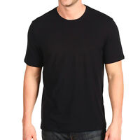 Mens Short Sleeve T-Shirt Cotton S~~~5XL Big and Tall Blank Plain Unisex 9026